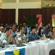 第1回日・ミクロネシア3国会議の開催1