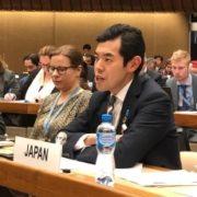 辻外務大臣政務官の「イエメン人道危機に関するハイレベル・プレッジング会合」出席