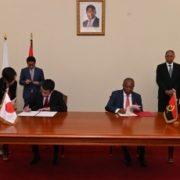 アンゴラにおける医療機材整備のための支援(無償資金協力「経済社会開発計画」)1
