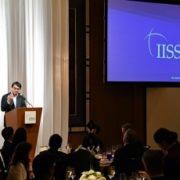 河野外務大臣の国際問題戦略研究所(IISS)ジャパンチェア設置記念夕食会出席1