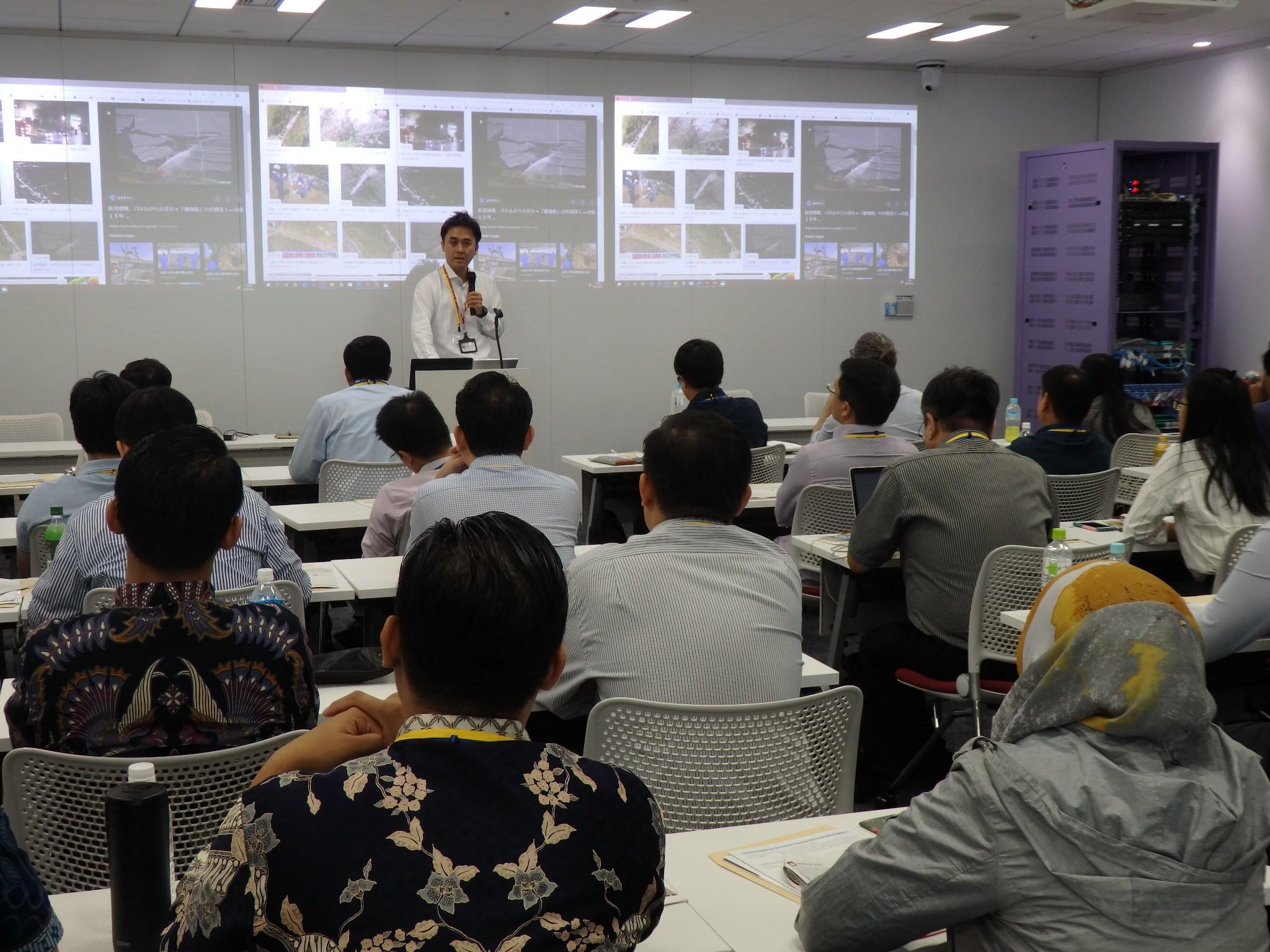 日米サイバー演習の画像