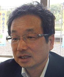 川久保 正文 氏の写真