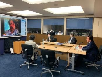 カナダ政府主催WTO少数国閣僚テレビ会合の実施2
