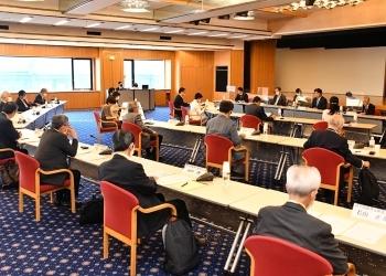 「科学技術外交推進会議」第1回会合1
