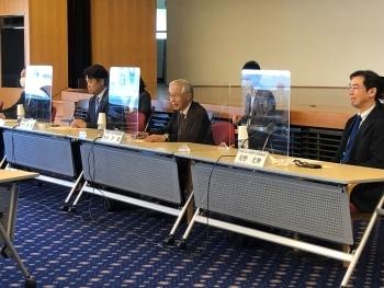 「科学技術外交推進会議」第1回会合3