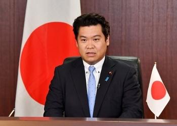 鷲尾外務副大臣の2020年世界食料デー・イベントへの出席1