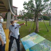 沖縄科学技術大学院大学(於:沖縄県恩納村)