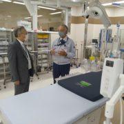 ふくしま医療機器開発支援センター(於:郡山市)