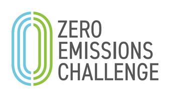 「ゼロエミ・チャレンジ」ロゴの画像
