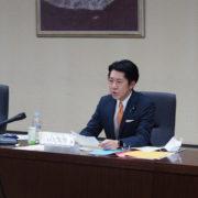 佐藤政務官の画像