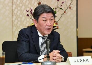 APEC閣僚会議1