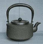 鉄瓶の画像