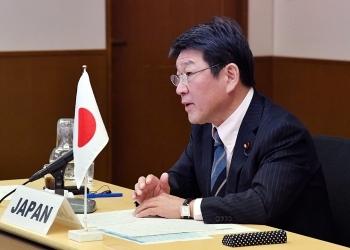 茂木外務大臣発言