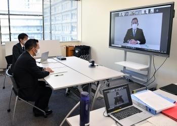 外務省と核兵器廃絶日本NGO市民連絡会との意見交換会の開催1