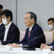 発言する菅総理1