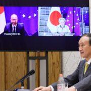 日EU定期首脳協議1