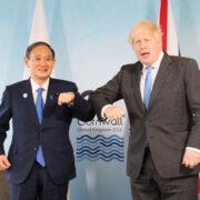 日英首脳会談1